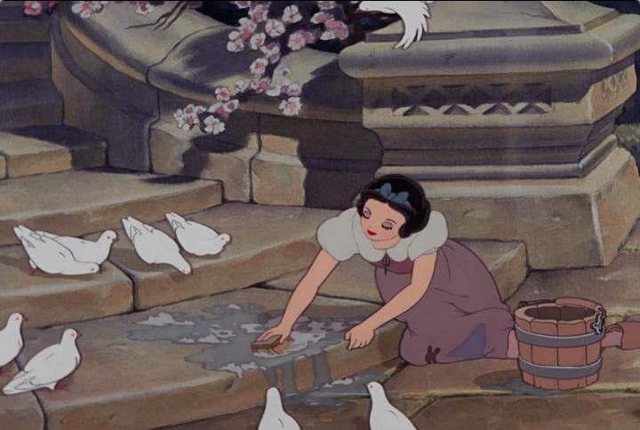 La canción de los deseos - Blanca Nieves y los Siete Enanos - Soy una princesa