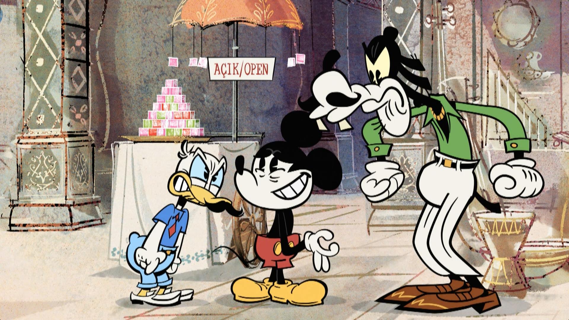 """""""Delicias turcas"""" - Mickey Mouse"""