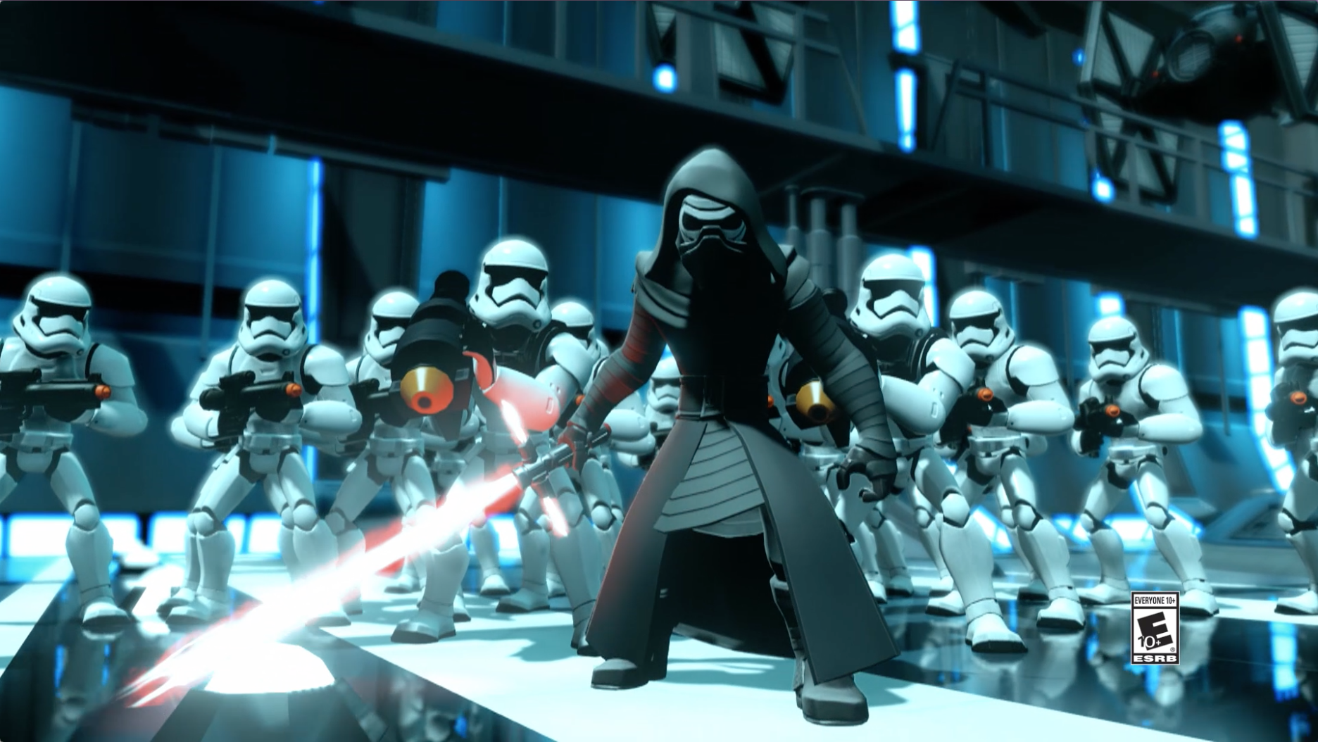 Set de juego de Star Wars™ El despertar de la Fuerza | Tráiler oficial | Disney Infinity 3.0