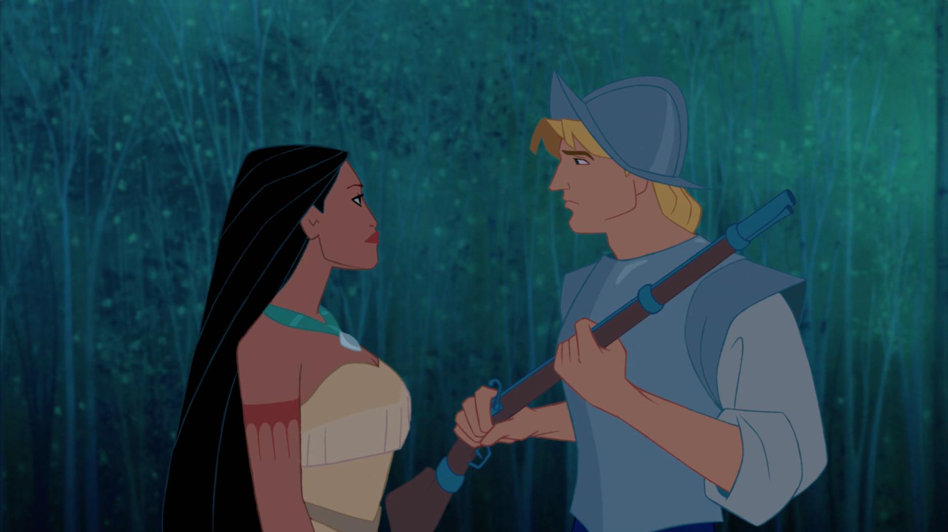 Corres do Vento - Pocahontas - Sou Uma Princesa