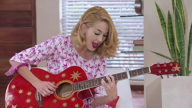 """Momento Musical: Ludmila canta """"Quiero"""" - Violetta"""