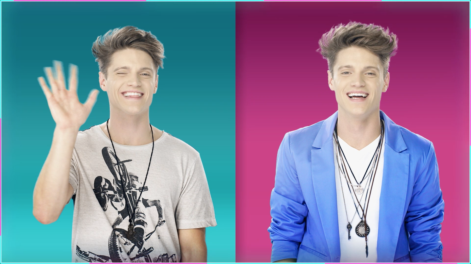 Who is Who? Lionel vs. Nico - Soy Luna
