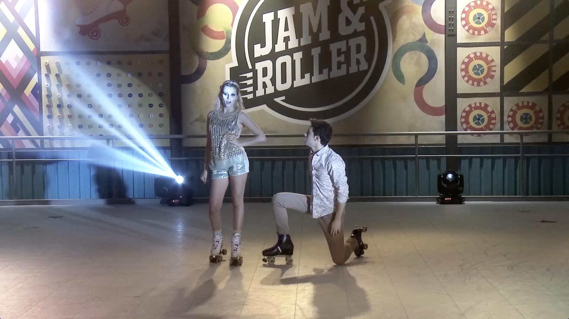 Competencia #2: Ámbar y Matteo - Detrás de escena - Soy Luna