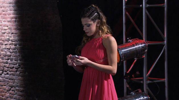 Violetta y su papá interpretan ¨Mi gran momento¨ - Violetta