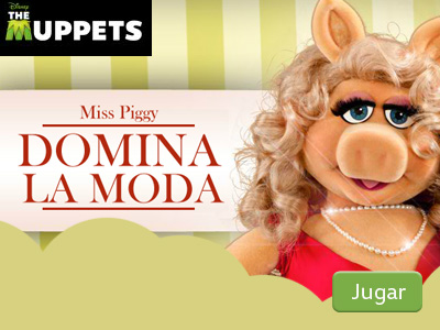 Miss Piggy Domina la moda
