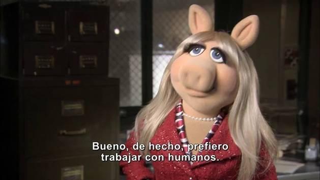 Remix: Miss Piggy | Los Muppets | Videos Disneylatino