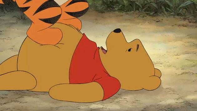 Winnie the Pooh: adelanto