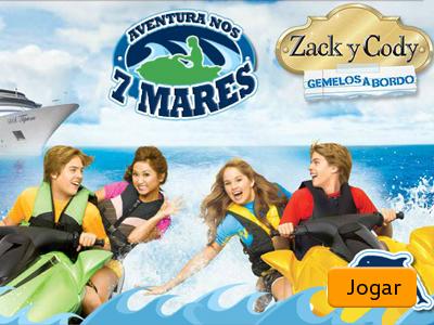 Aventura nos 7 mares