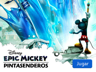 Epic Mickey: Pintasenderos