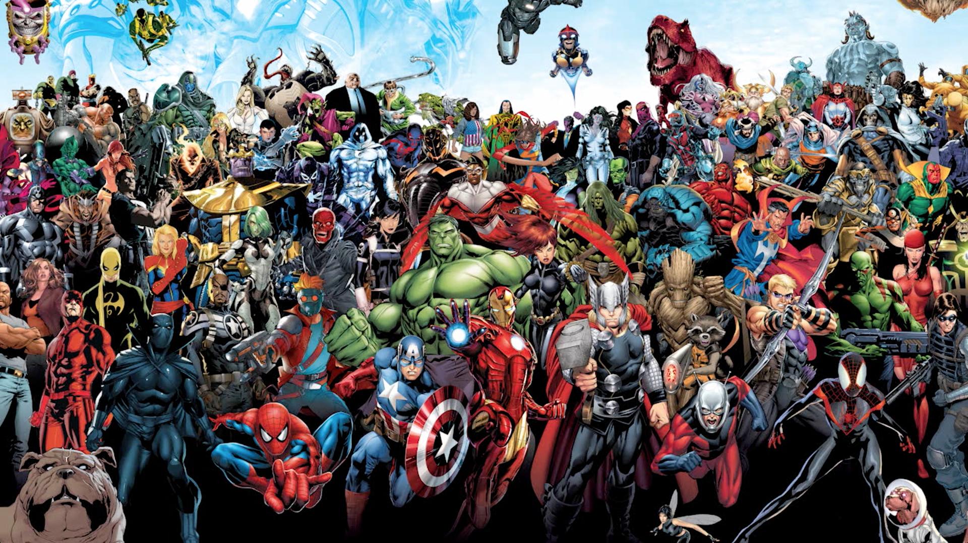 Os Vingadores - Heróis em um minuto