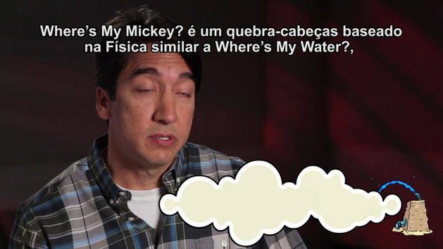 Bastidores - Where's My Mickey?