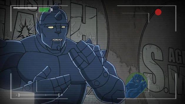 Deathlok - Hulk e os Agentes de S.M.A.S.H.