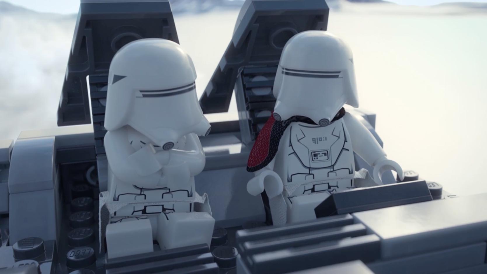 LEGO Star Wars - Minipelícula 2015 - Episodio 13