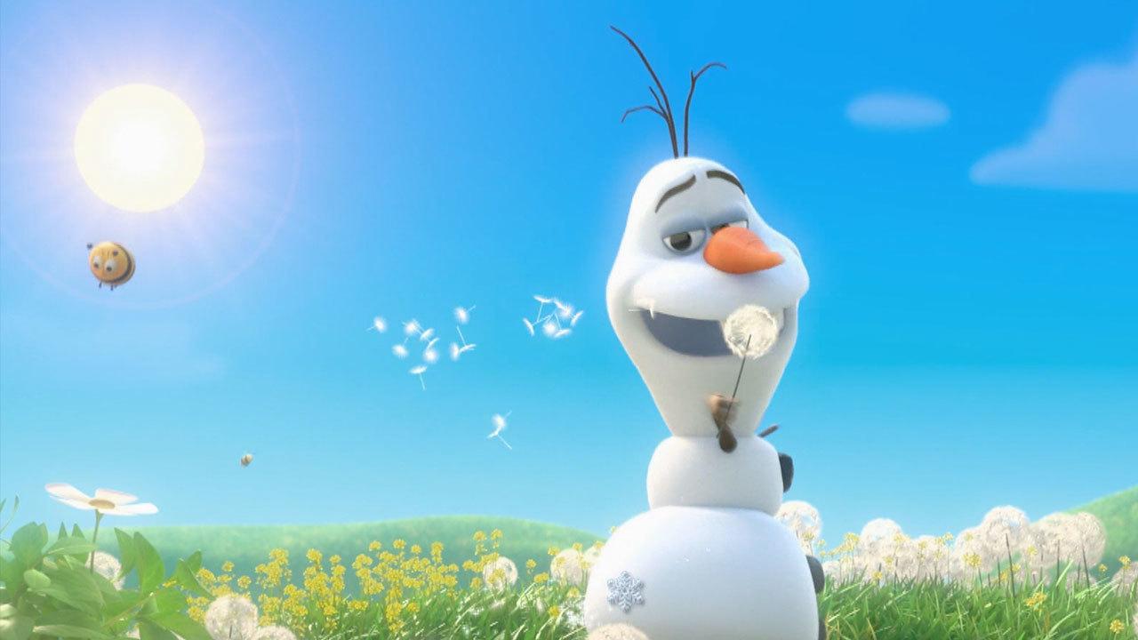 Verano - Frozen: una Aventura congelada