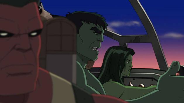 Por Asgard - Hulk e os Agentes de S.M.A.S.H.