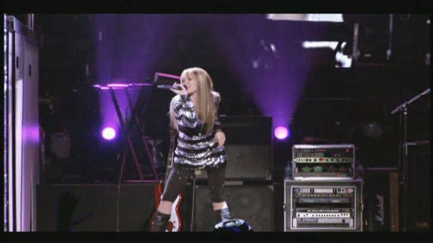 """Rock Star"" - Hannah Montana"