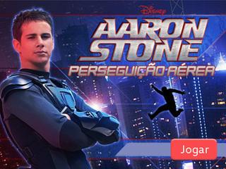 AARON STONE: Perseguição aérea