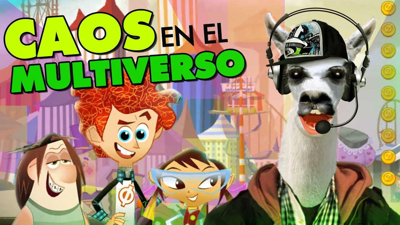 #PlaySteve – Penn Zero: Caos en el Multiverso
