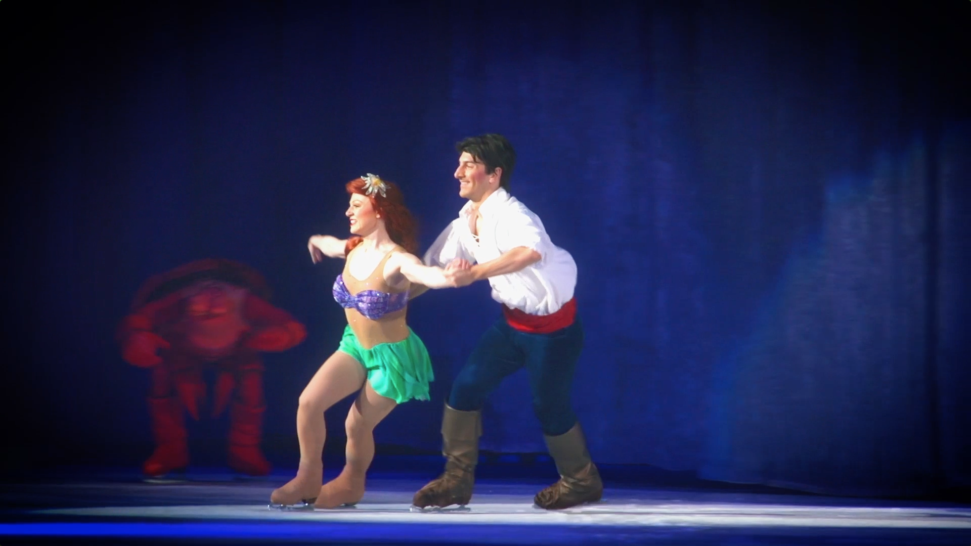 A Pequena Sereia – Disney on Ice