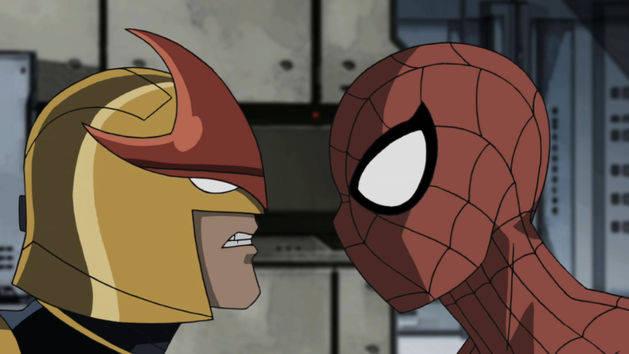 Batalha de Egos - O Homem-Aranha