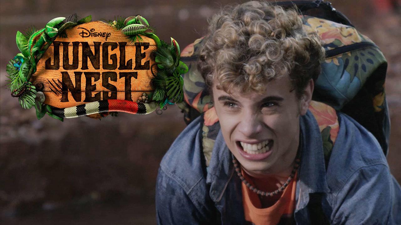 Luz, cámara… ¡Ups! #3 - Jungle Nest