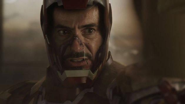 Ataque en Malibu - Iron Man 3