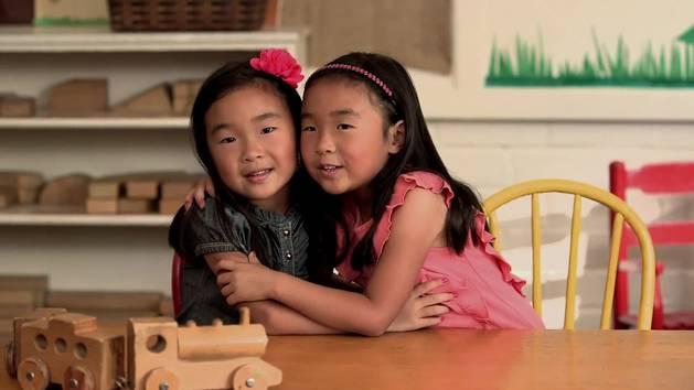 Daniela e Isabela -El poder de hacer el bien
