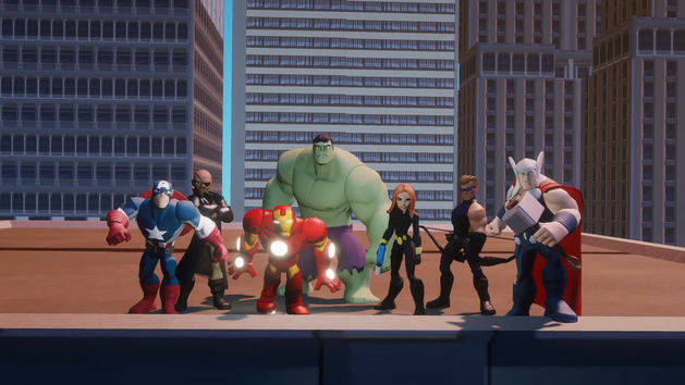 Disney Infinity 2.0 – Marvel Super-Heroes