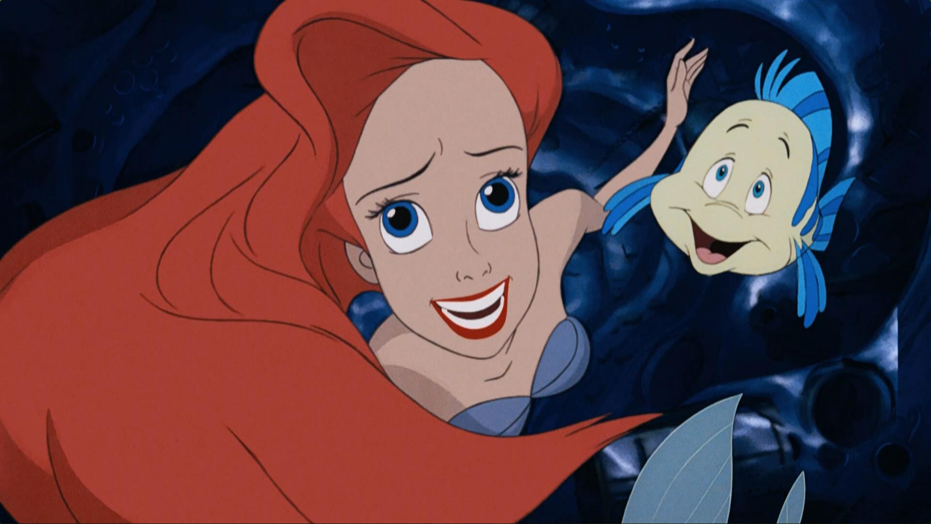 Sonhando como Ariel - Sou princesa, sou real
