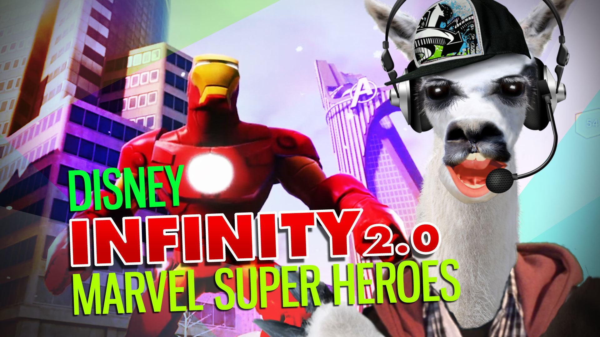#PlaySteve - Disney Infinity