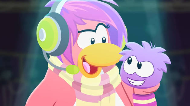 ¡La fiesta empieza ya! - Club Penguin