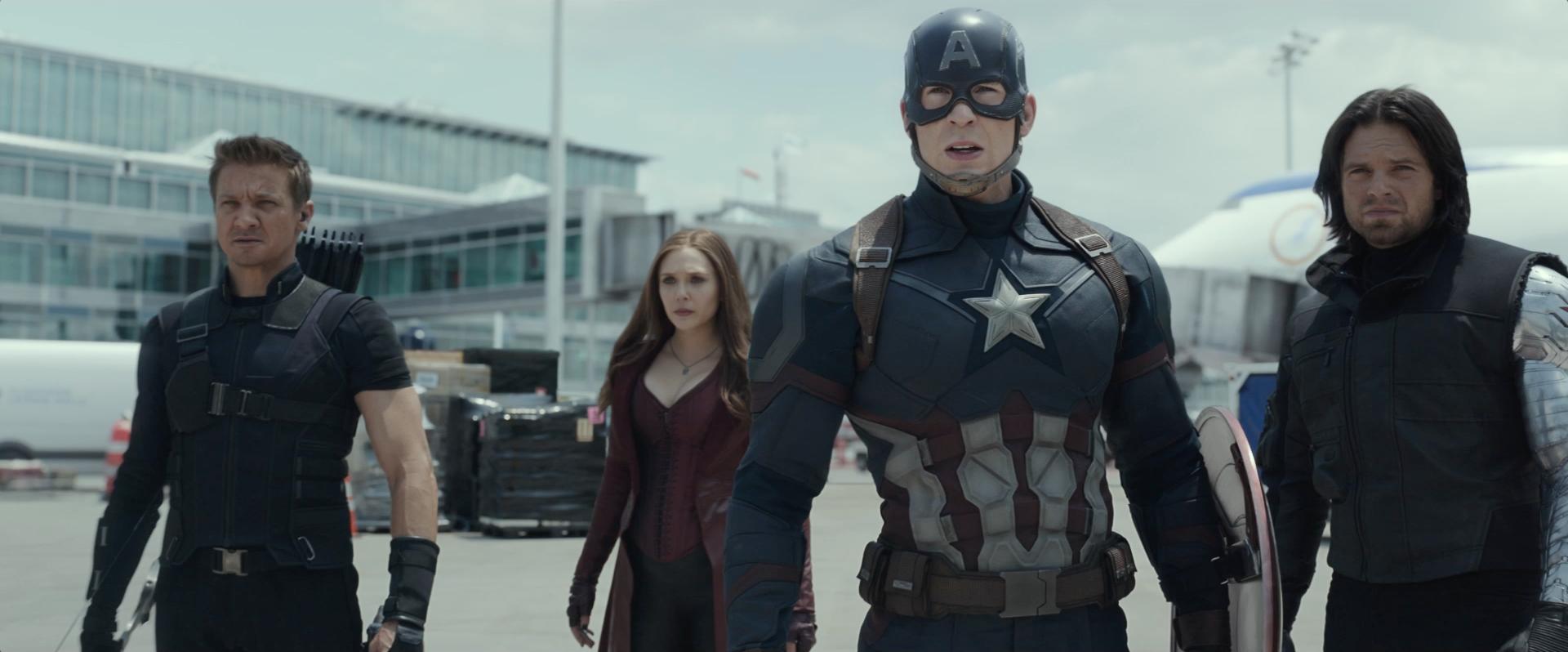 Trailer - Capitão América: Guerra Civil