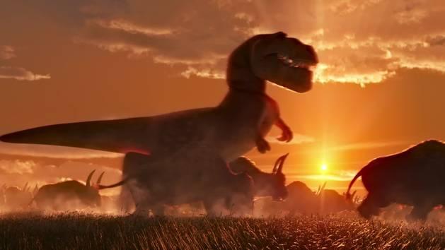O Bom Dinossauro – Trailer