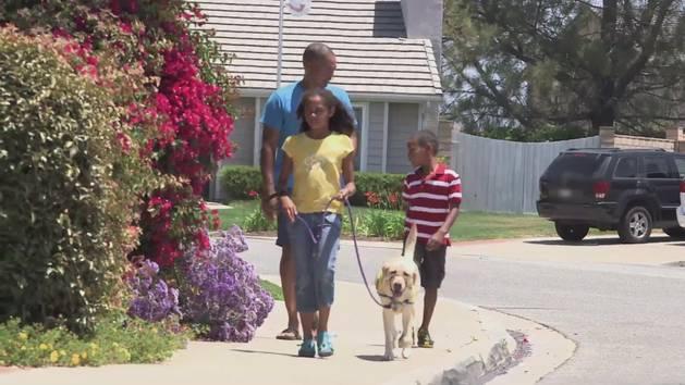 Samantha, Marcus y Anabelle -El poder de hacer el bien