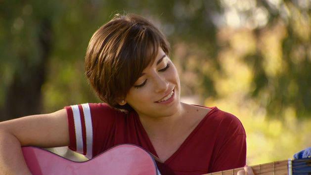 """Momento Musical: Gery y León cantan """"Entre Tu y Yo"""" - Violetta"""