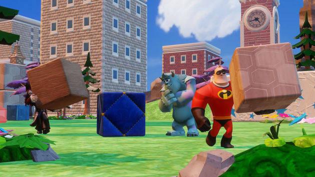 Os super-heróis chegaram! - Disney Infinity