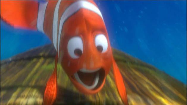 Buscando a Nemo - Nadando por la CAO