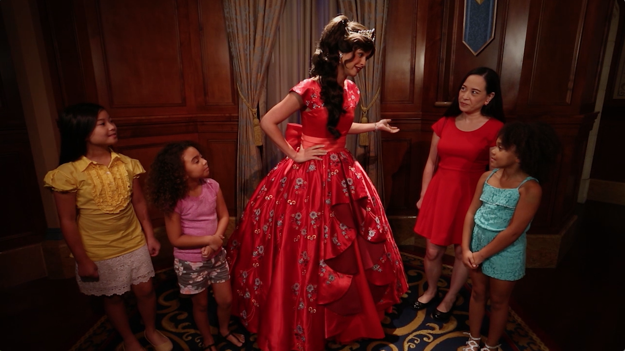 Disney Planet: Elena de Avalor llegó a Magic Kingdom