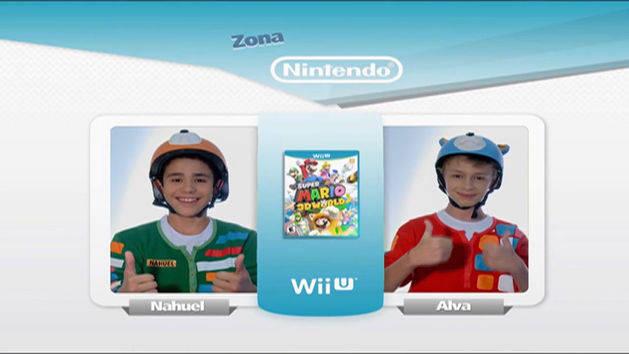 Super Mario 3D World – La Zona Nintendo – Nahuel y Alva – Pijama Party
