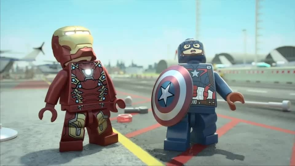 LEGO Marvel Avengers Disassembled