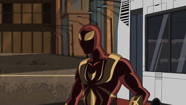 Tentativa e Erro - O Homem-Aranha