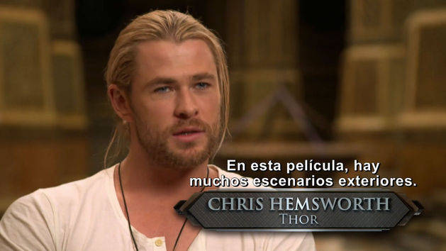 Más allá del reino - Thor: Un mundo oscuro