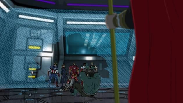 O Dia do Grande Pai – Avengers Assemble