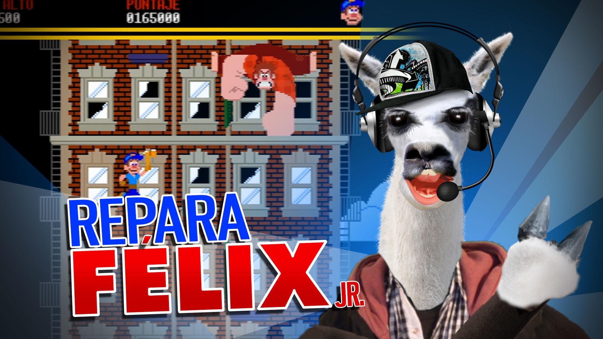 #PlaySteve - Repáralo, Félix