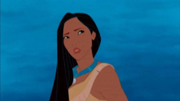 Eu sou John Smith - Pocahontas