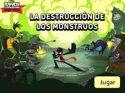 La destrucción de los monstruos