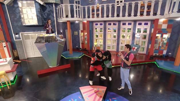 Pijama Party em casa: Macaco Dance