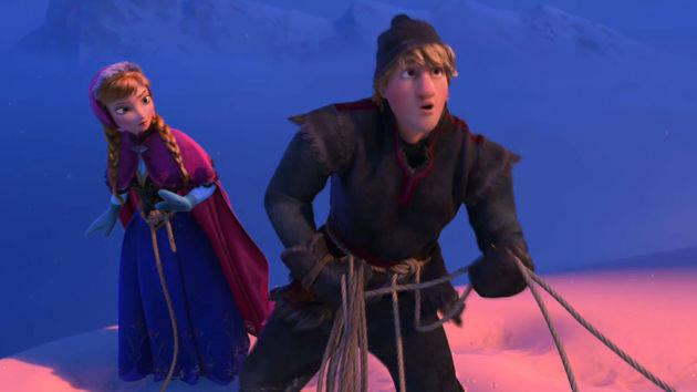 Até que deu certo – Frozen: Uma Aventura Congelante