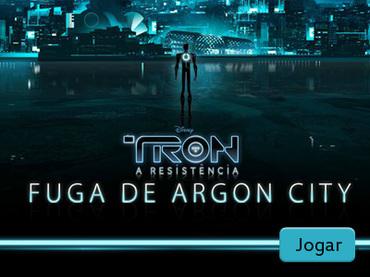 Tron: Fuga de Argon City