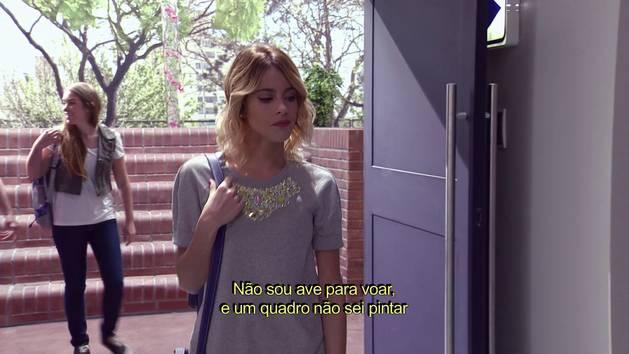 """Momento Musical: Alex canta """"Podemos"""" - Violetta"""